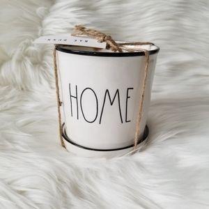 NEW Rae Dunn HOME Planter Plant Pot